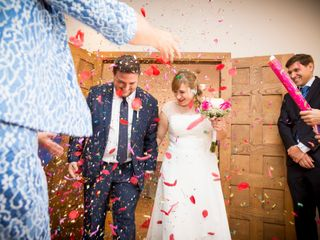 La boda de Vanessa y Roberto
