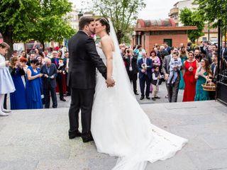 La boda de Sara y Andrés