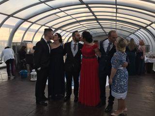 La boda de Milena y Raul