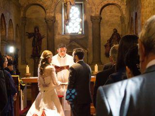 La boda de Covadonga y Javier