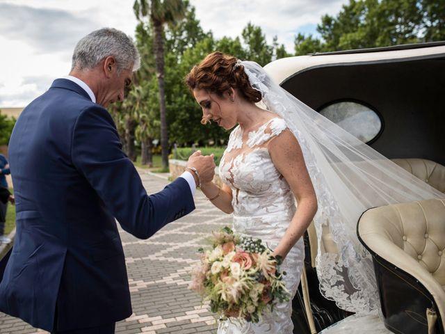 La boda de Mario y Maria en Mérida, Badajoz 7