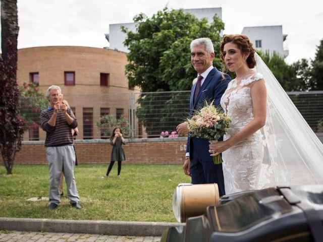 La boda de Mario y Maria en Mérida, Badajoz 8