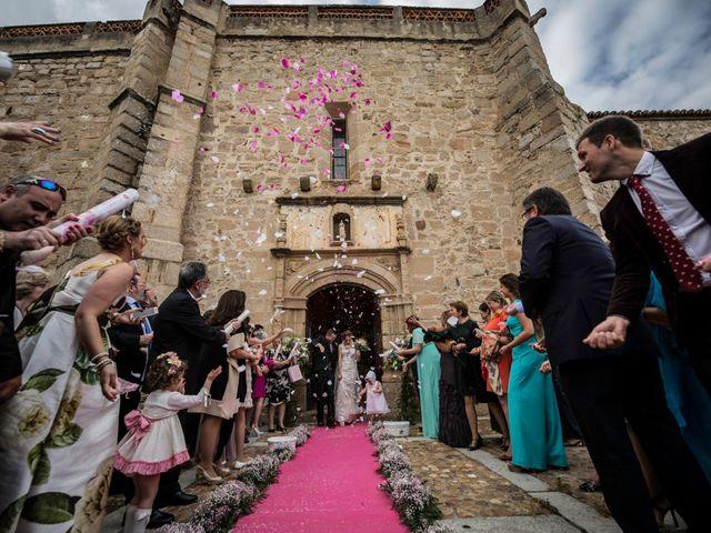 La boda de Mario y Maria en Mérida, Badajoz 21