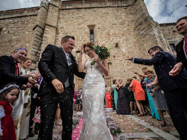 La boda de Mario y Maria en Mérida, Badajoz 22