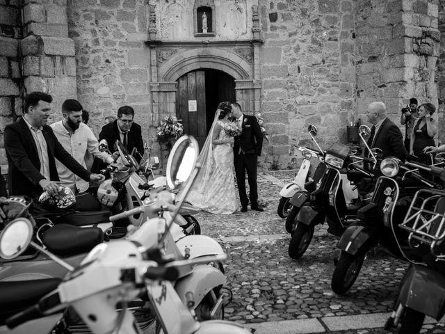 La boda de Mario y Maria en Mérida, Badajoz 25