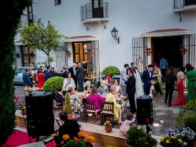 La boda de Mario y Maria en Mérida, Badajoz 31