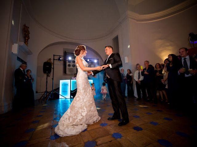 La boda de Mario y Maria en Mérida, Badajoz 38