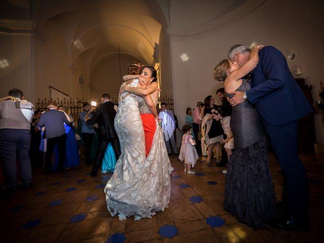 La boda de Mario y Maria en Mérida, Badajoz 41