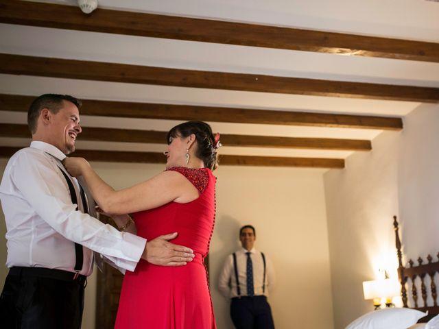La boda de Mario y Maria en Mérida, Badajoz 50