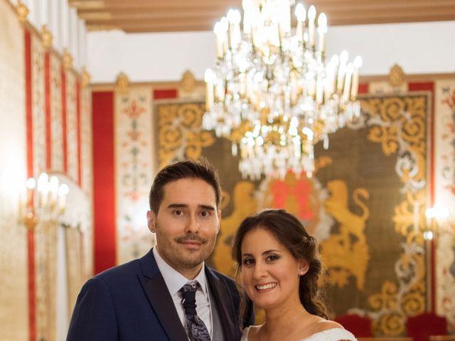 La boda de Pablo y Cristina en Alacant/alicante, Alicante 1