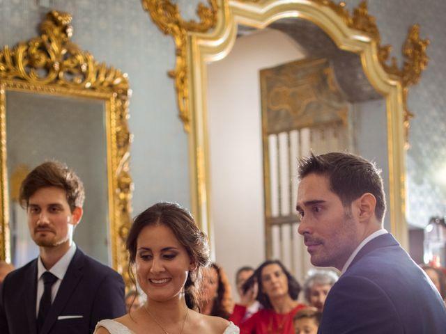 La boda de Pablo y Cristina en Alacant/alicante, Alicante 5