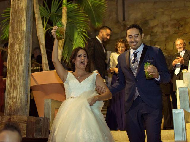 La boda de Pablo y Cristina en Alacant/alicante, Alicante 11
