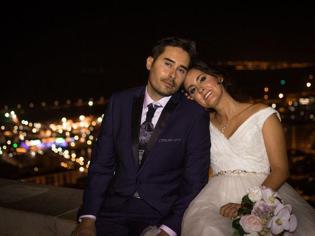 La boda de Pablo y Cristina en Alacant/alicante, Alicante 2