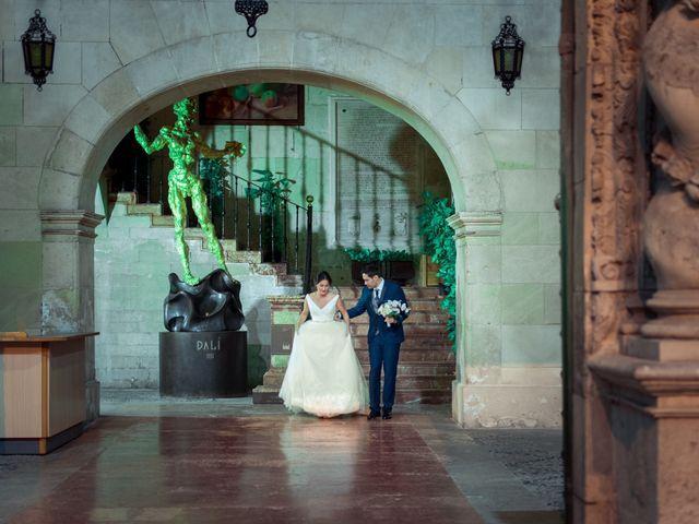 La boda de Pablo y Cristina en Alacant/alicante, Alicante 7