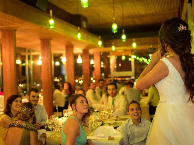 La boda de Pablo y Cristina en Alacant/alicante, Alicante 18
