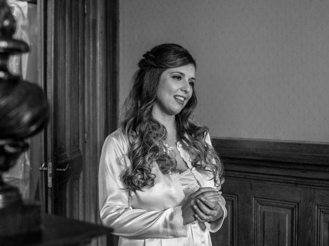 La boda de Jon y Marta en Gautegiz Arteaga, Vizcaya 9