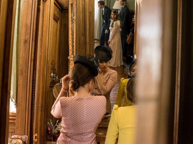 La boda de Jon y Marta en Gautegiz Arteaga, Vizcaya 10