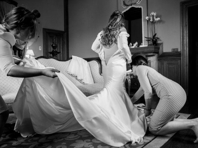 La boda de Jon y Marta en Gautegiz Arteaga, Vizcaya 11