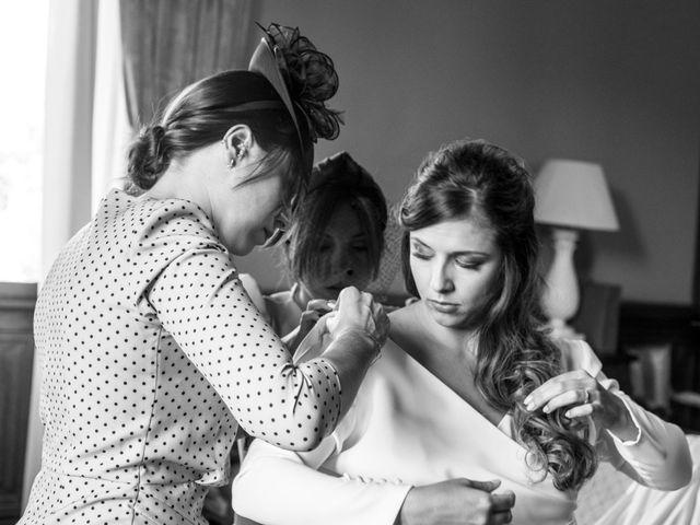 La boda de Jon y Marta en Gautegiz Arteaga, Vizcaya 12
