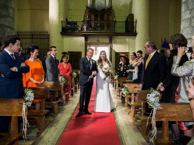 La boda de Jon y Marta en Gautegiz Arteaga, Vizcaya 30