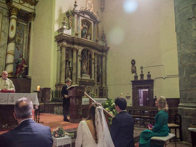 La boda de Jon y Marta en Gautegiz Arteaga, Vizcaya 34