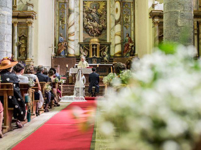 La boda de Jon y Marta en Gautegiz Arteaga, Vizcaya 44