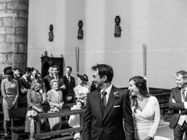 La boda de Jon y Marta en Gautegiz Arteaga, Vizcaya 45