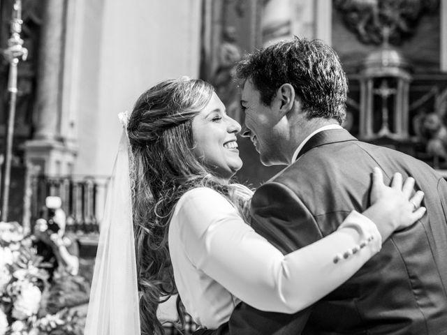La boda de Jon y Marta en Gautegiz Arteaga, Vizcaya 49