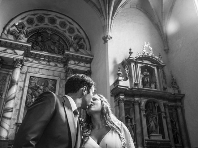 La boda de Jon y Marta en Gautegiz Arteaga, Vizcaya 52