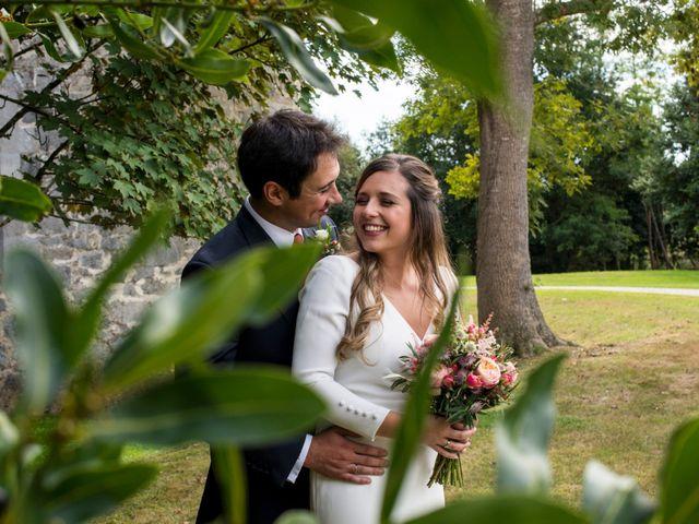 La boda de Jon y Marta en Gautegiz Arteaga, Vizcaya 58