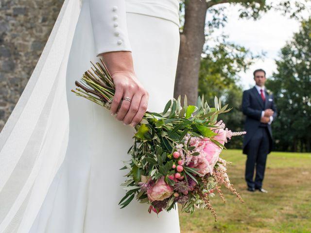 La boda de Jon y Marta en Gautegiz Arteaga, Vizcaya 61
