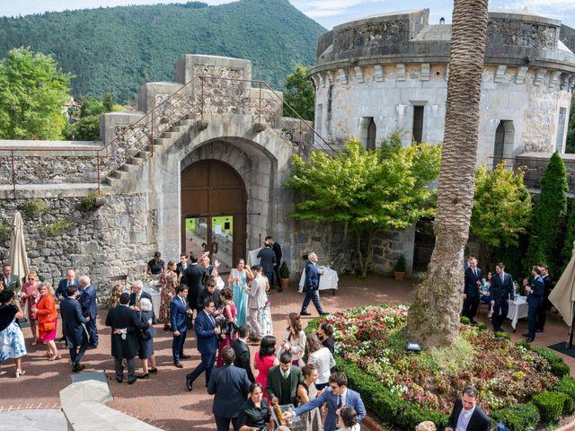 La boda de Jon y Marta en Gautegiz Arteaga, Vizcaya 65