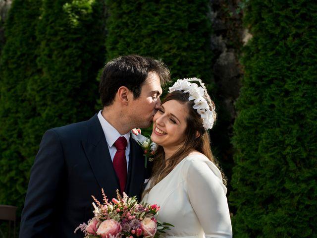 La boda de Jon y Marta en Gautegiz Arteaga, Vizcaya 69