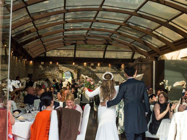 La boda de Jon y Marta en Gautegiz Arteaga, Vizcaya 71
