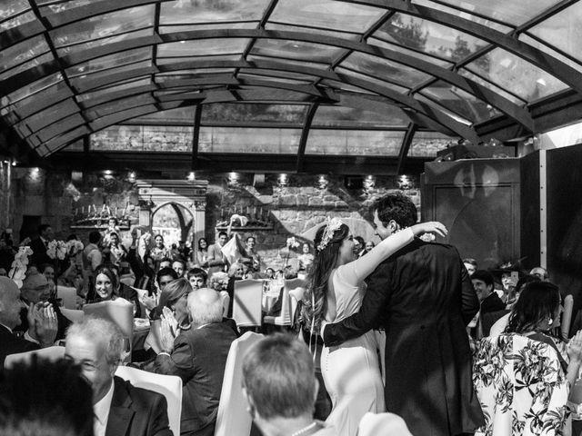 La boda de Jon y Marta en Gautegiz Arteaga, Vizcaya 72