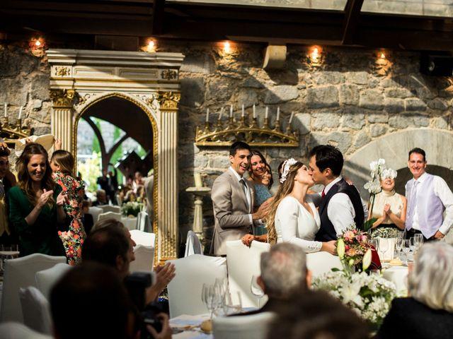 La boda de Jon y Marta en Gautegiz Arteaga, Vizcaya 73