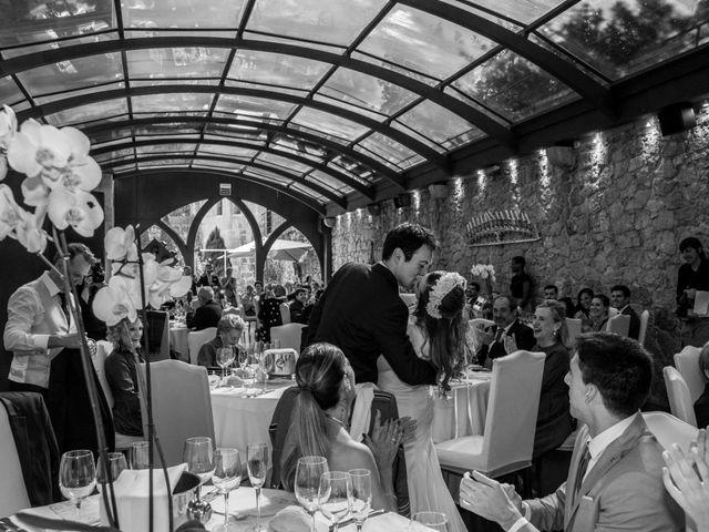 La boda de Jon y Marta en Gautegiz Arteaga, Vizcaya 74
