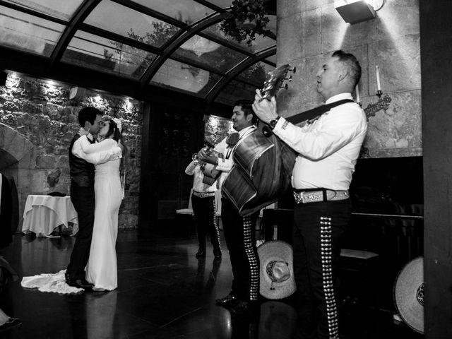 La boda de Jon y Marta en Gautegiz Arteaga, Vizcaya 77