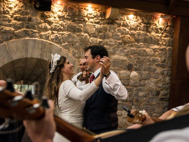 La boda de Jon y Marta en Gautegiz Arteaga, Vizcaya 78