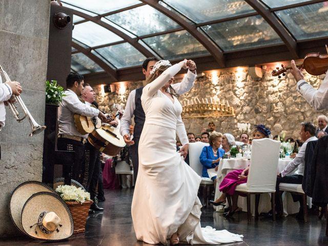 La boda de Jon y Marta en Gautegiz Arteaga, Vizcaya 79