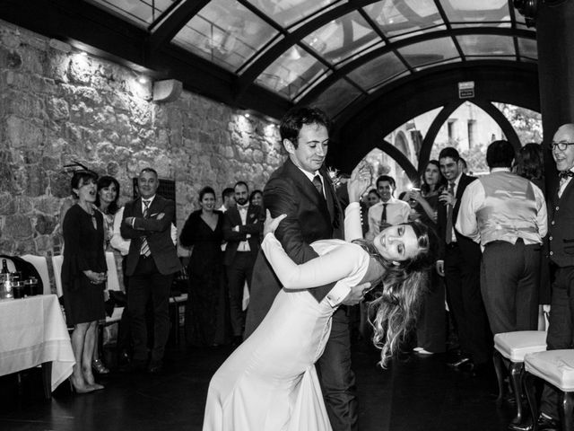 La boda de Jon y Marta en Gautegiz Arteaga, Vizcaya 81