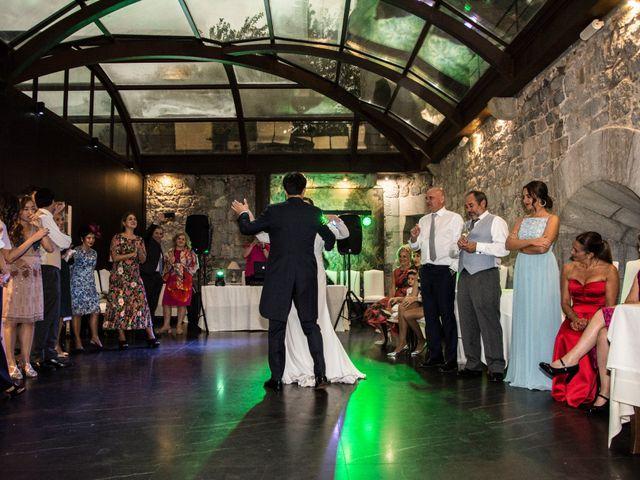 La boda de Jon y Marta en Gautegiz Arteaga, Vizcaya 82