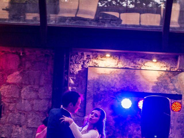La boda de Jon y Marta en Gautegiz Arteaga, Vizcaya 83