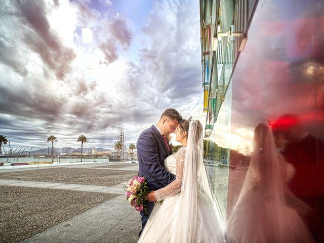 La boda de Franci y Miriam en Málaga, Málaga 3