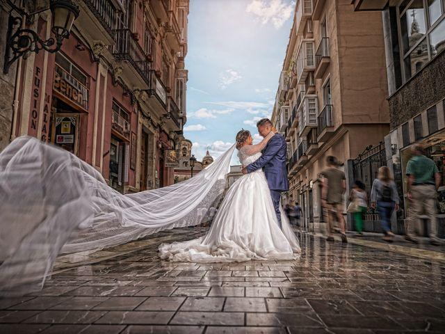 La boda de Franci y Miriam en Málaga, Málaga 1