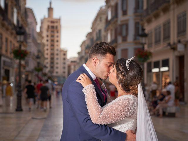La boda de Franci y Miriam en Málaga, Málaga 7