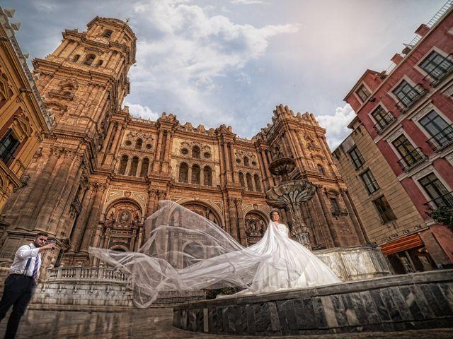 La boda de Franci y Miriam en Málaga, Málaga 9