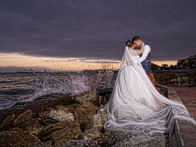 La boda de Franci y Miriam en Málaga, Málaga 10