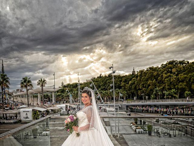 La boda de Franci y Miriam en Málaga, Málaga 14