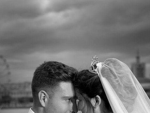 La boda de Franci y Miriam en Málaga, Málaga 19
